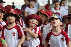 """1 jpg 1481288341 """"Ngày hội thể thao SGA"""" - ngày hội nuôi đam mê, rèn kỹ năng"""
