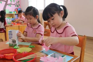 13 9 sga trung thu 3rz Tết Thiếu nhi rộn ràng tại Saigon Academy