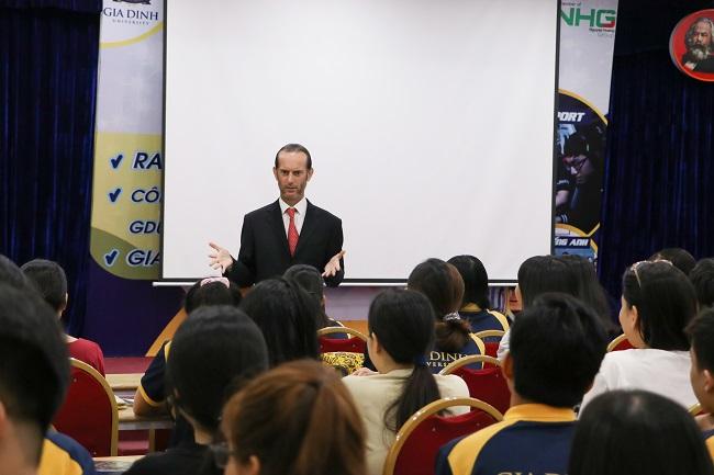 3 10 Trường Đại học Gia Định tuyển sinh 45 ngành và chuyên ngành