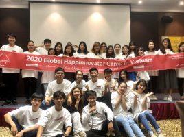 48 30 global hsu 1 1 Xây dựng App đọc sách cho người mù, sinh viên HSU thắng giải tại Global Happinnovator
