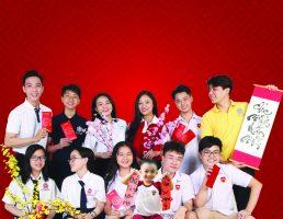 bia 1 Thư Human 33: Học sinh, sinh viên NHG chào đón mùa xuân yêu thương