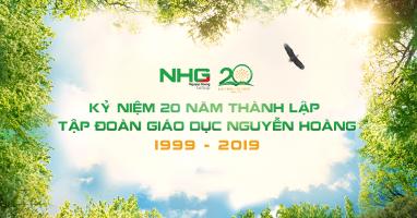 fb cover event Hành trình 20 năm NHG Lan tỏa Tri thức