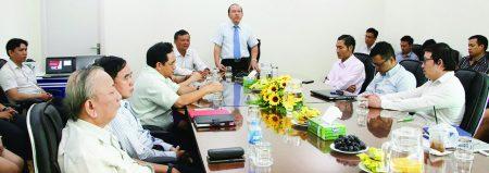 gdu hoi thao2 1 Một năm nhìn lại Thành phố Giáo dục Quốc tế đầu tiên ở Quảng Ngãi