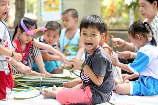 hoc sinh mn 1498535514366 Thích ứng Thang đánh giá phát triển cho trẻ từ 3 – 5 tuổi tại Việt Nam