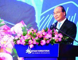 hsu thu tuong Thư Human 36: Thủ tướng chỉ đạo tại Diễn đàn Nguồn nhân lực du lịch  Việt Nam 2019  do HSU tổ chức