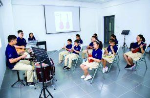 iec phong nhac 1 Khám phá Thành phố Giáo dục Quốc tế đầu tiên tại Việt Nam