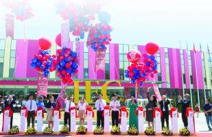 khanh thanh 1 Thu Human 38: Khánh thành IEC Quảng Ngãi - Thành phố giáo dục Quốc tế đầu tiên tại Việt Nam