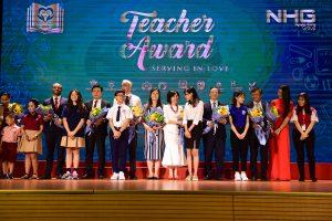 nhg  teacher award 2019 Thư Human 43:  Lễ tri ân và vinh danh NHG's Teacher Award 2019