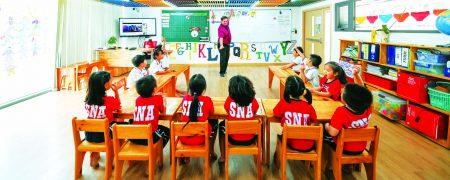 sna thay giao IEC Quảng Ngãi tri ân cha mẹ học sinh: Hơn cả lời cảm ơn