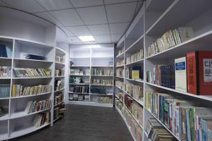 thư viện trường đại học