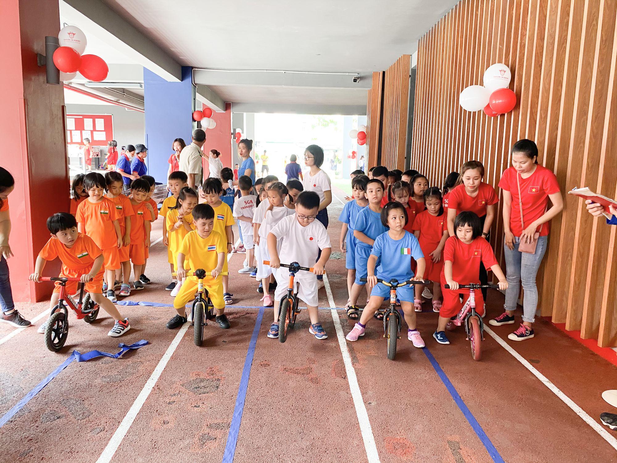 thumbnail 11 Hội thao SGA đa quốc gia tại trường mầm non Quốc tế Saigon Academy