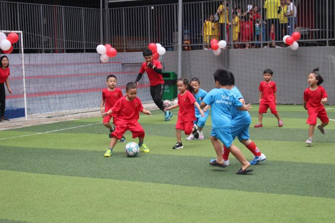 thumbnail 9 Hội thao SGA đa quốc gia tại trường mầm non Quốc tế Saigon Academy