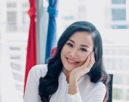 Ms Nguyet Anh 1 scaled e1603782143212 Nữ giám đốc Truyền thông - Tuyển sinh đầu tiên của HIU