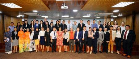 Đại học Hoa Sen ra mắt khoa luật
