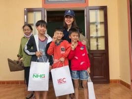 IEC Quang Ngai huong ve mien Trung
