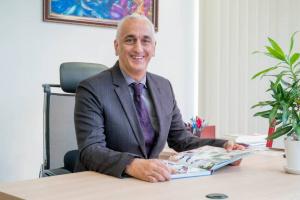 Thầy Mike Miller – Hiệu phó trường Quốc tế Bắc Mỹ (SNA)