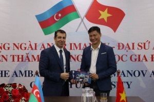 GDU don dai su Azerbaijan