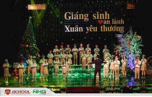 iSchool Ha Tinh dem nhac giang sinh 2020