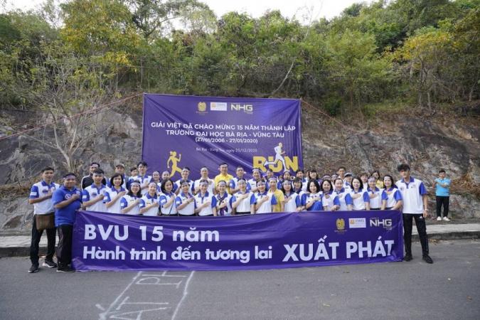 BVU ky niem 15 nam thanh lap 4 BVU tưng bừng kỷ niệm 15 năm thành lập