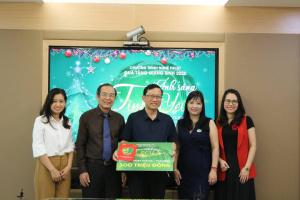 Hanh trinh bac ai Qua Tang Giang Sinh 2020 9 Hành trình bác ái sau chương trình Quà Tặng Giáng Sinh 2020