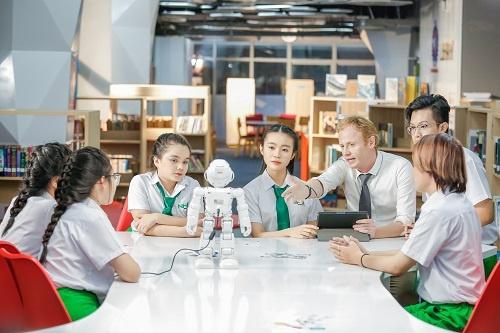Các trường trong hệ thống giáo dục NHG là ngôi nhà nuôi dưỡng những con người nhân bản