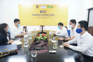 1 11zon BVU tăng cường hợp tác cùng Công ty Dongjin Global