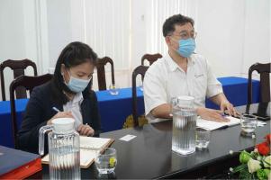 3 11zon BVU tăng cường hợp tác cùng Công ty Dongjin Global
