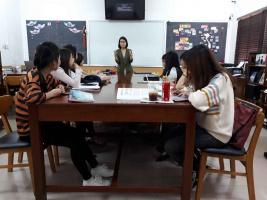 48 27 CO KIM 11zon Tình nguyện viên KOICA nhiệt tình hỗ trợ sinh viên BVU