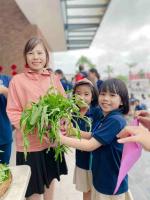 """72 39 vuon rau xanh pic 5 11zon Mô hình """"Vườn rau xanh"""" nhiều ý nghĩa của IEC Quảng Ngãi"""
