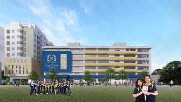 Dại học Gia Dịnh mở rộng cơ sở TP Hồ Chí Minh 2 Trường Đại học Gia Định mở rộng cơ sở học tập 10.000m2 ngay trung tâm TP.HCM