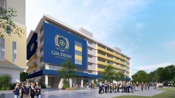 Dại học Gia Dịnh mở rộng cơ sở TP Hồ Chí Minh 3 Trường Đại học Gia Định mở rộng cơ sở học tập 10.000m2 ngay trung tâm TP.HCM
