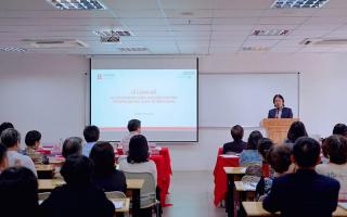 pgs ts le khac cuong hiu 2 PGS.TS Lê Khắc Cường được bổ nhiệm làm Phó Hiệu trưởng Trường Đại học Quốc tế Hồng Bàng