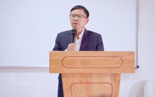 pgs ts le khac cuong hiu 3 PGS.TS Lê Khắc Cường được bổ nhiệm làm Phó Hiệu trưởng Trường Đại học Quốc tế Hồng Bàng