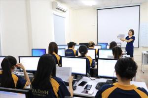Dai Hoc Gia Dinh 1 Trường Đại học Gia Định công bố thí sinh trúng tuyển đại học đầu tiên năm 2021