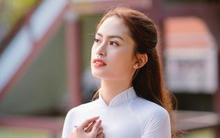 Như Tuyết 2 1 Ấn tượng với các thí sinh Miss University NHG 2021 tài năng từ ĐH MUT