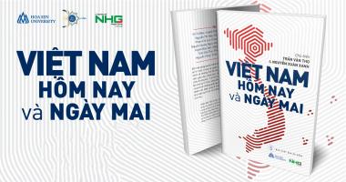 """VN hom nay ngay mai Giới thiệu sách """"Việt Nam Hôm Nay và Ngày Mai"""" từ Ban Tu Thư Đại học Hoa Sen"""