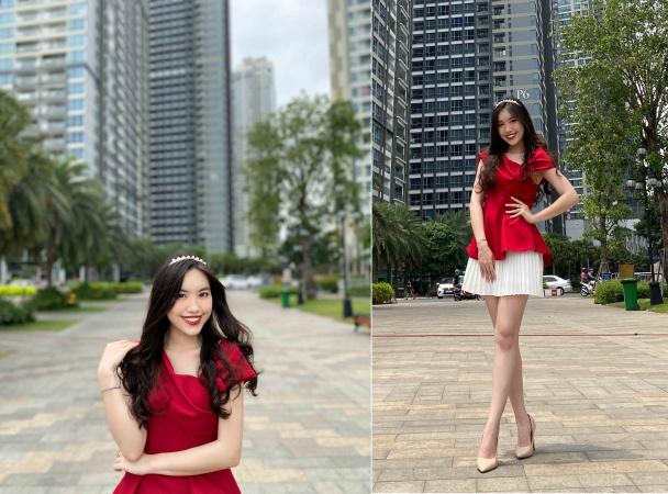 thí sinh nổi bật hsu miss university 2021