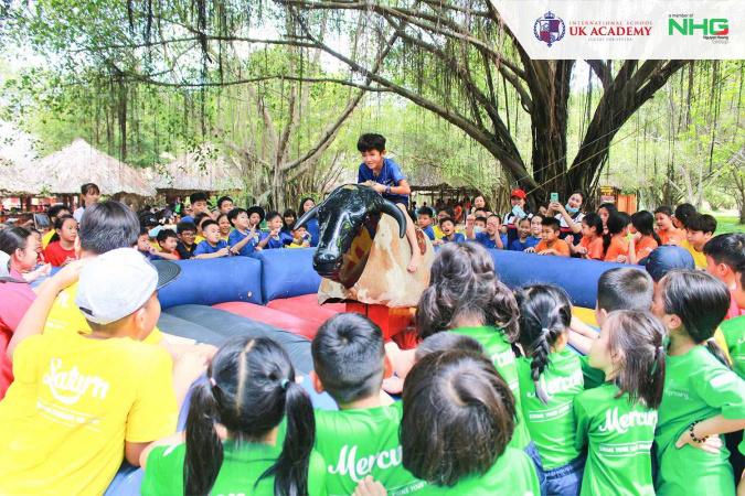Chuyến field trip hữu ích của học sinh UKA Bà Rịa
