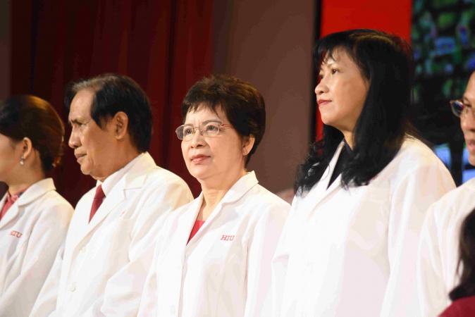 ngành Răng Hàm Mặt của ĐH Hồng Bàng (HIU)
