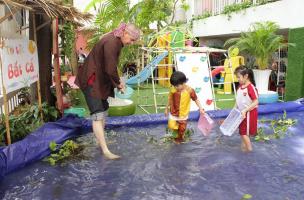 Dự án học tập thực tế của học sinh Saigon Academy