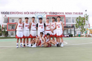 iSchool Ninh Thuận