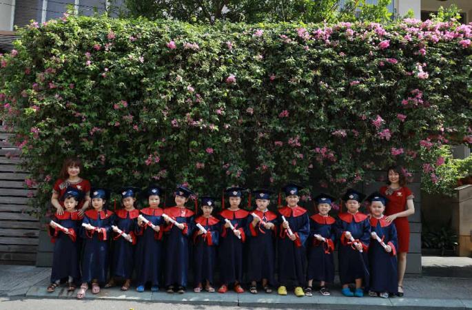 Screen Shot 2021 06 21 at 4.22.52 PM Saigon Academy: Khối Preschool chia tay mái trường mến yêu
