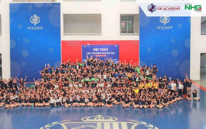 UK Academy Ba Ria