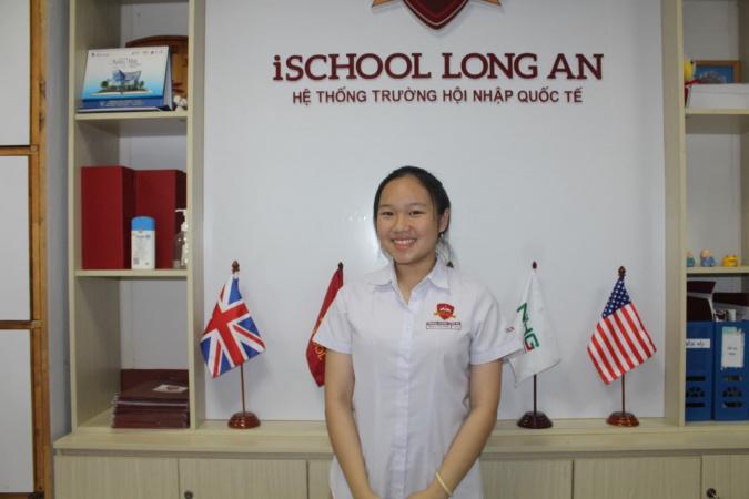 iSchool Long An