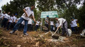 Quản lý tài nguyên và môi trường