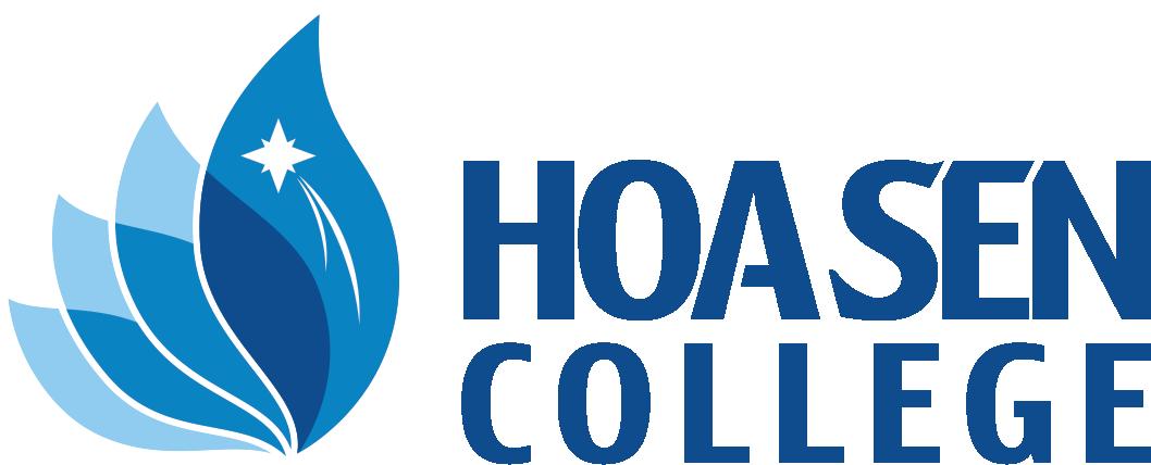 logo HSC Cao đẳng Hoa Sen